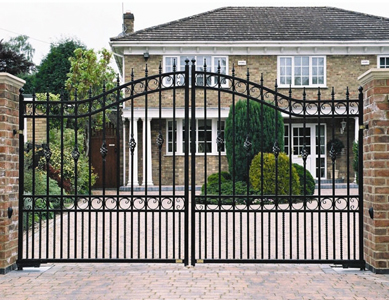 Gate Repair Mansfield Kennedale Iron Gates Mansfield